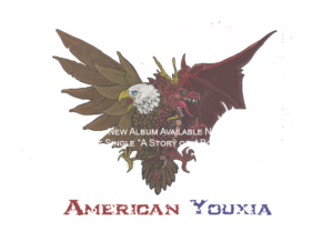 Eagle- Name - American Youxia logo